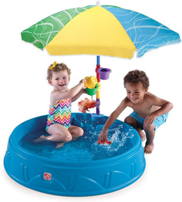Step2 Play & Shade Kids Outdoor Pool