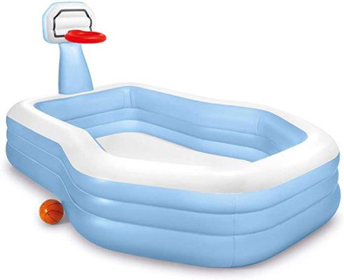 Intex Shootin' Hoops Swim Center Family Pool