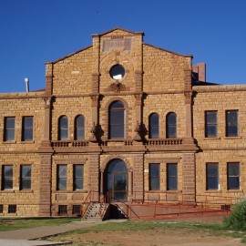 Historic Guadalupe County Courthouse