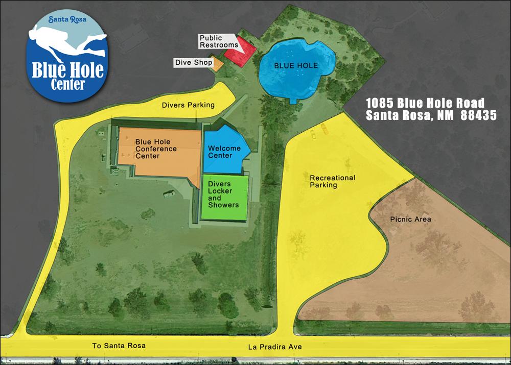Santa Rosa Blue Hole Center