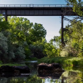Pecos River Bridge Santa Rosa