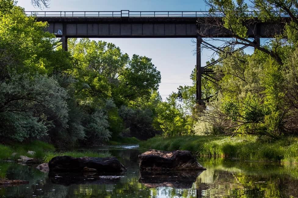 Pecos River Bridge Santa Rosa