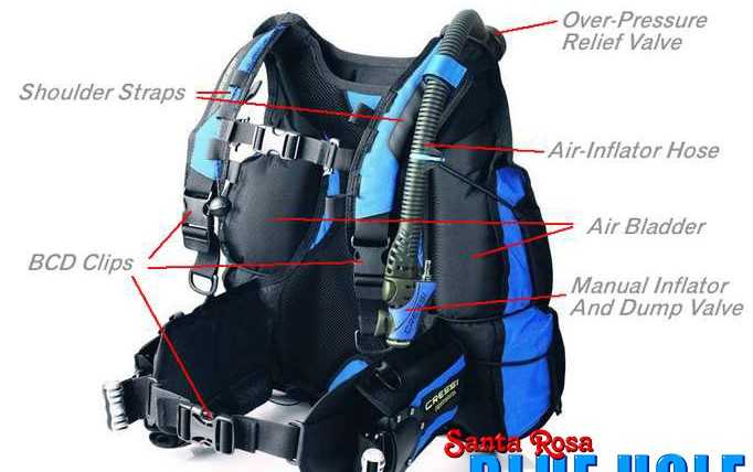 Diving Vest