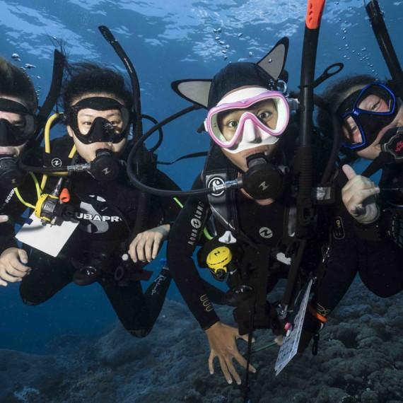 Scuba Diving Gear Package